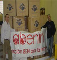 La ONG Abenin en Valencia