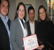 La Embajada de Colombia invita a abenin a la despedida de la Embajadora
