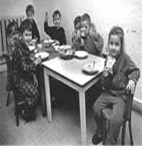 Solidaridad con los niños de Ucrania