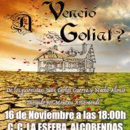 ABENIN PRESENTA EL MUSICAL BENÉFICO «¿QUIÉN VENCIÓ A GOLIAT?»