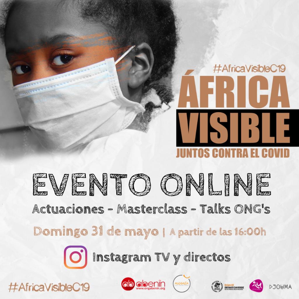 Evento_#AfricaVisibleC19