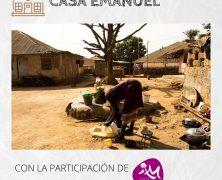Guinea Bisau: acciones en Casa Emanuel