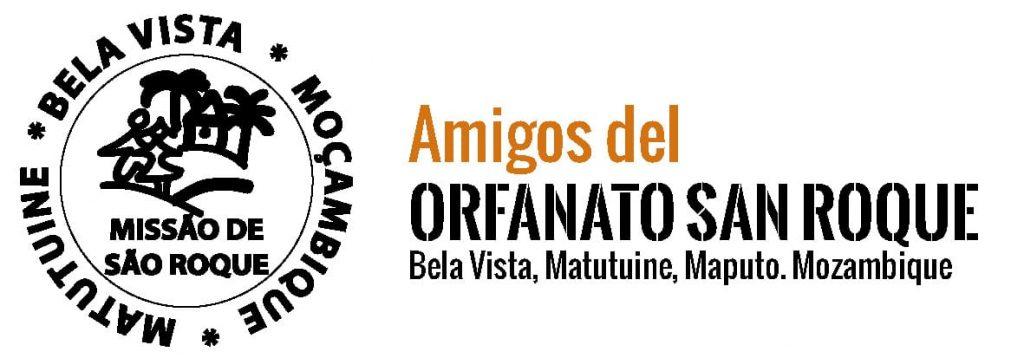 Amigos del orfanato San Roque Mozambique