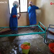 Etiopía y el Hospital de Gambo: rehabilitación de pabellón para COVID
