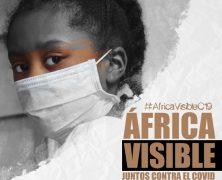 Abenin y Alegría Sin Fronteras presentan #AfricaVisibleC19