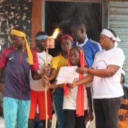 SENEGAL: CON LA COLABORACIÓN DE Alegría Sin Fronteras